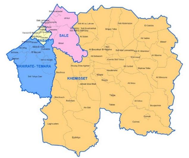 Assises régionales pour l'emploi dans la région de Rabat-Salé-Kénitra