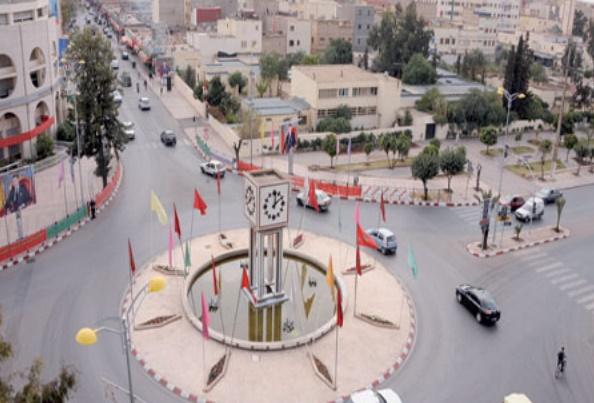 Lancement à Khouribga d'un appel à projets dans le cadre du programme transversal de l'INDH - 2016