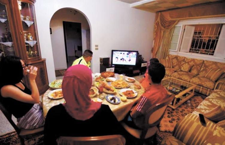 Euro ou feuilleton du Ramadan? Match ouvert dans les pays arabes