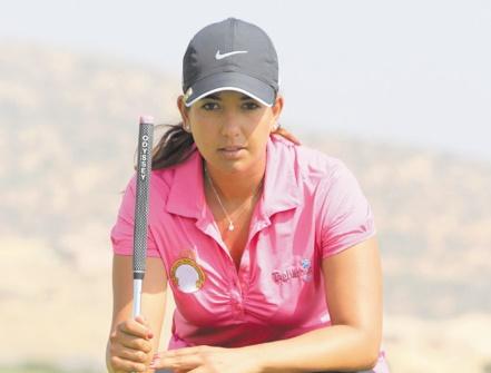 Maha Haddioui s'illustre au Tips Sport Golf Masters