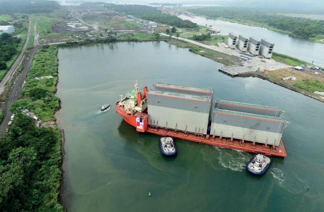 Ouverture dimanche du Canal de Panama revisité