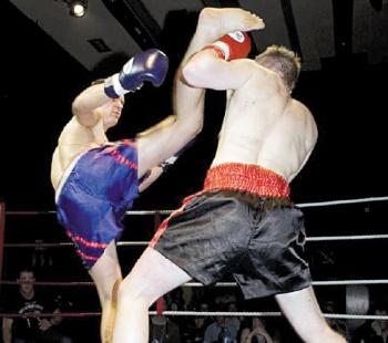 Tanger à l'heure du Grand Prix S.M le Roi Mohammed VI de kick-boxing