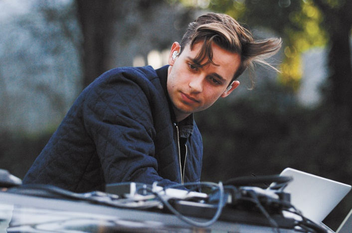 Vendre des disques, de l'histoire ancienne pour le DJ australien Flume