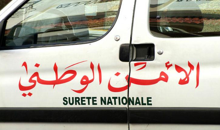 Enquête à Marrakech sur un outrage à agent de police