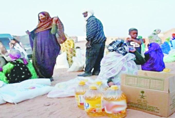 Les détournements des aides humanitaires par le Polisario remis sur la table de l'UE