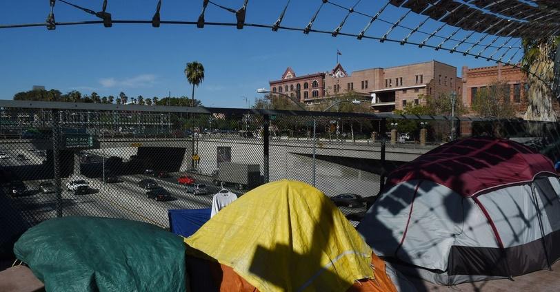 En Californie, des dizaines de milliers d'étudiants ont faim et sont SDF