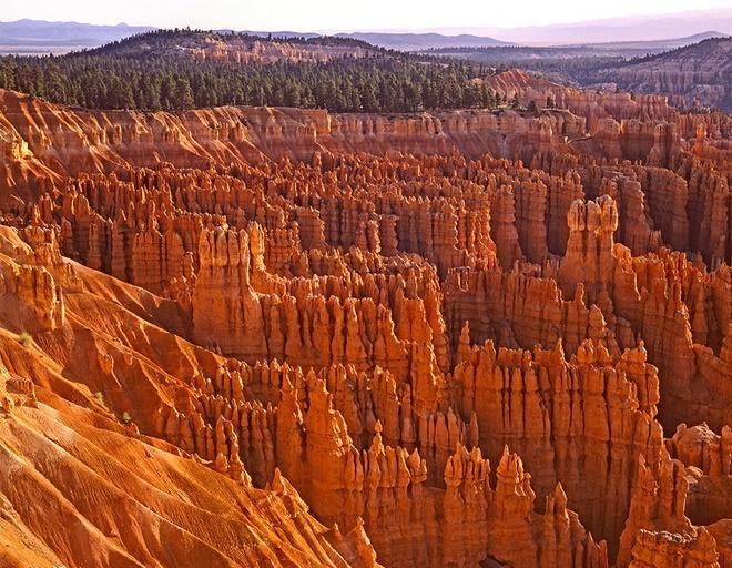 Les destinations les plus spectaculaires du monde  : Bryce Canyon - Utah, Etats-Unis