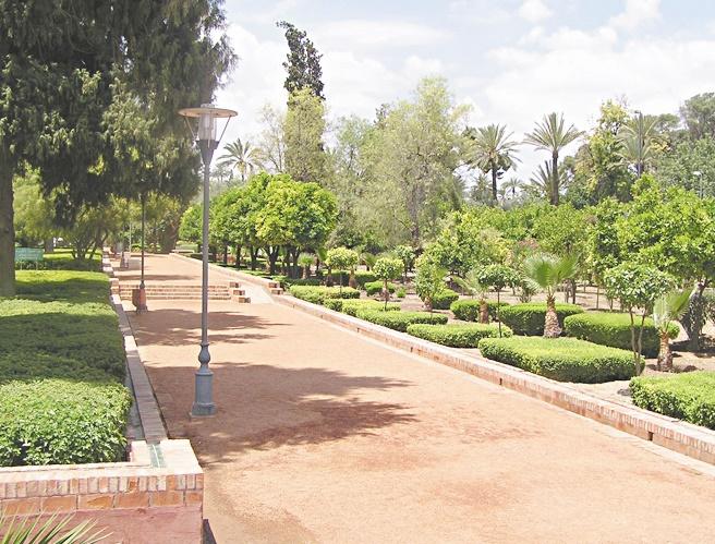 Les espaces verts à Marrakech, un havre de détente et de fraîcheur durant le Ramadan