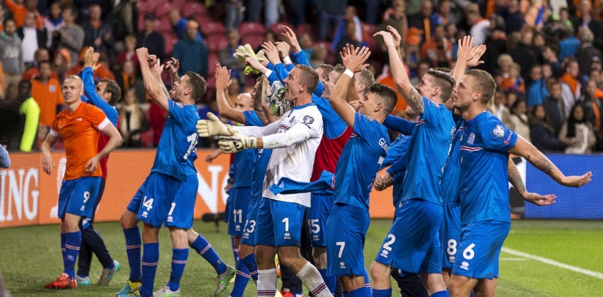 Des quarts, des stars... et l'Islande
