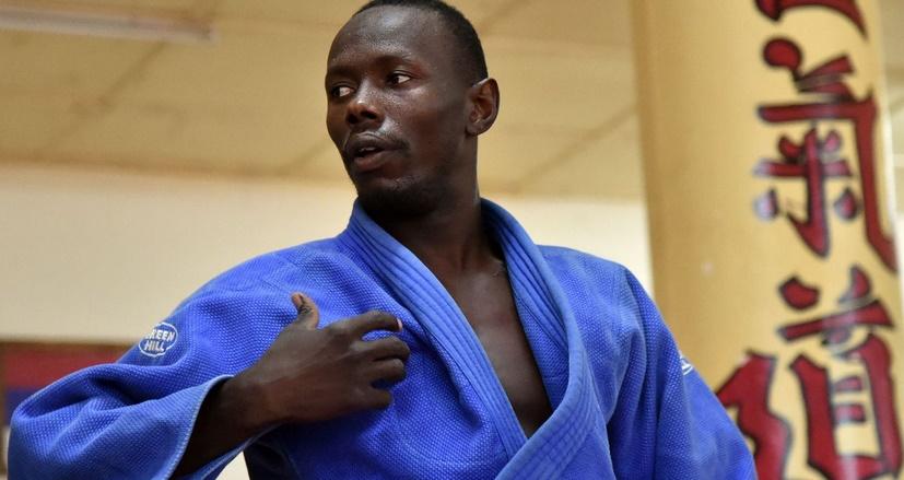 Entraînement, Ramadan et rêve olympique pour le judoka nigérien Ahmed Goumar