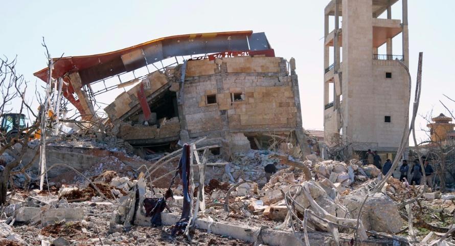 Près de 70 morts dans des combats au nord d'Alep