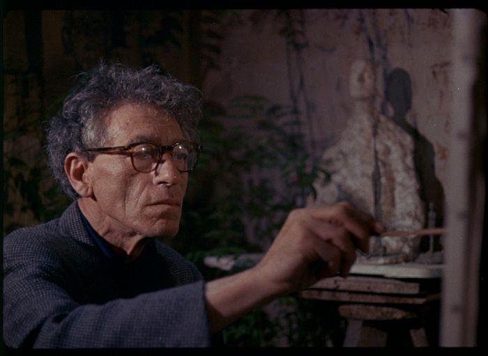 Le MMVI abrite une conférence sur Alberto Giacometti