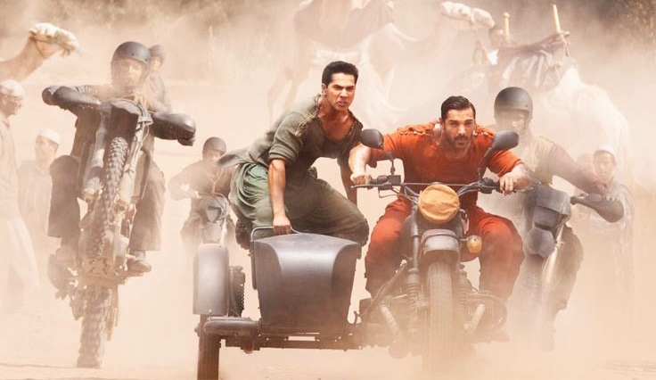 La scène de film la plus onéreuse de Bollywood tournée au Maroc