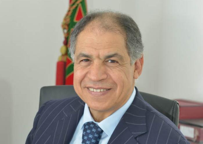 Réélection de Driss Guerraoui au Comité exécutif du Conseil international d'action sociale