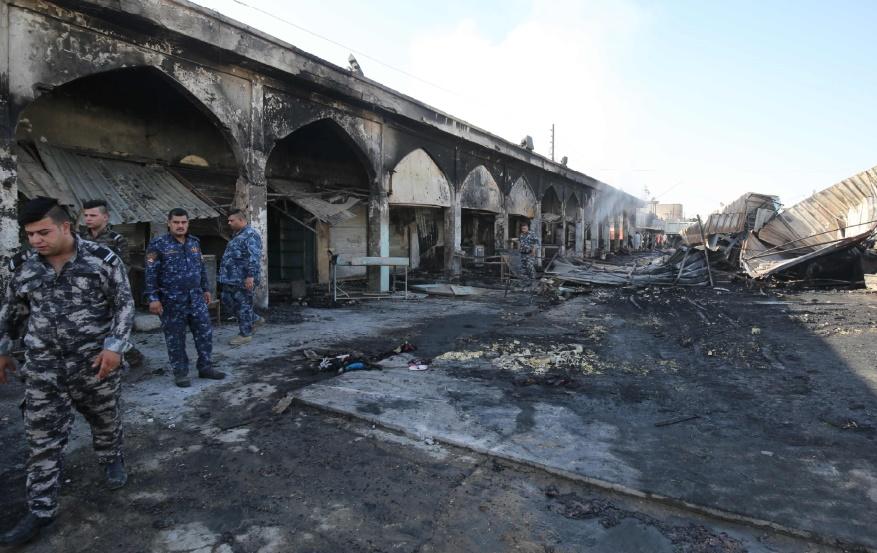 30 morts dans une attaque contre un mausolée chiite à Bagdad
