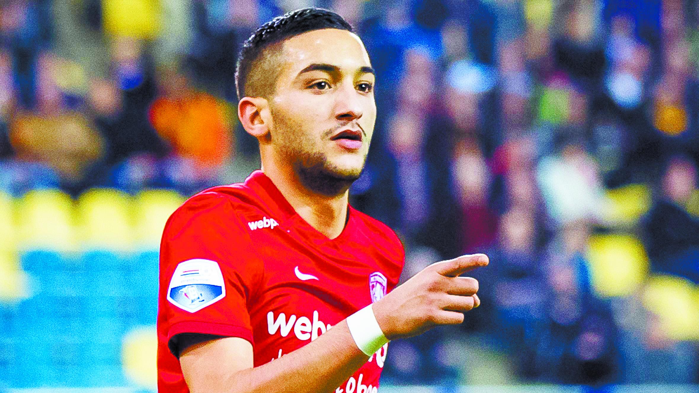 Ziyech  plus proche  que  jamais de  Fenerbahçe