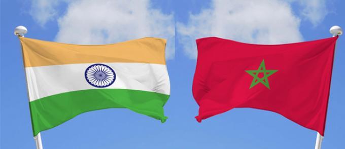 Le Maroc peut constituer un axe principal pour le commerce de l'Inde avec l'Afrique et l'Europe