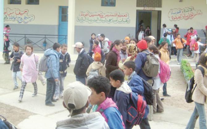 Sécurisation et assainissement des abords des établissements scolaires