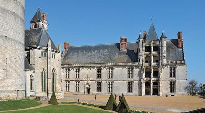 Des visites virtuelles des châteaux de la Loire via Google