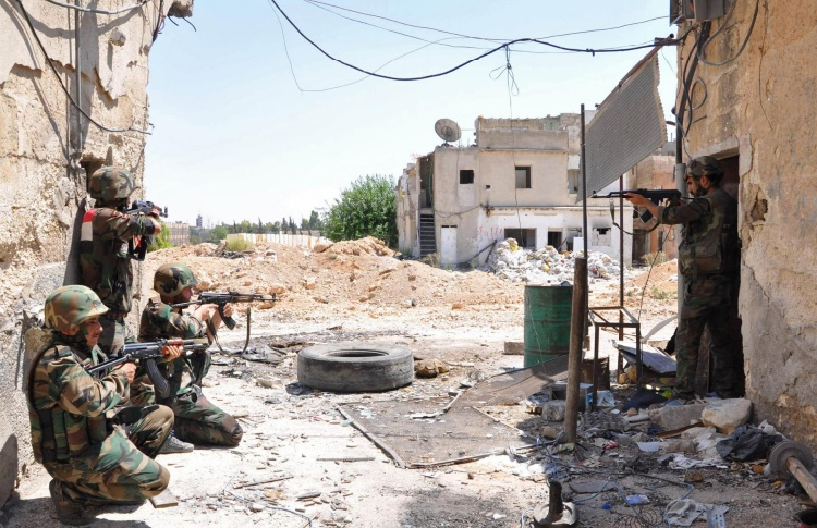 Vaste offensive rebelle contre les secteurs pro-régime à Alep
