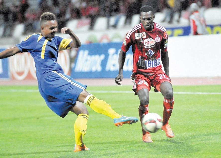 Quatre joueurs wydadis dans l'équipe type de la CAF