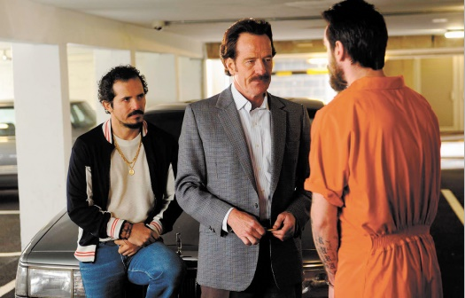 "Bryan Cranston traque l'argent de Pablo Escobar dans le film ""Infiltrator"""