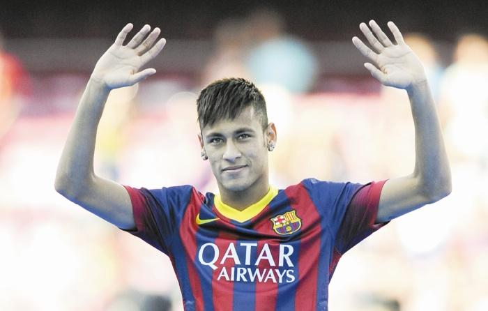 Transfert de Neymar au FC Barcelone : Le parquet fait appel du non-lieu