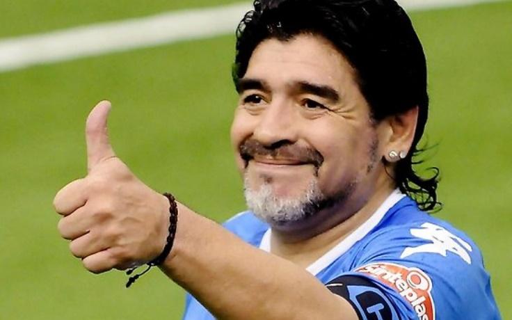 Une série télé sur la vie de Maradona