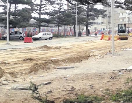 La saison estivale perturbée par  l'aménagement de la corniche d'Essaouira