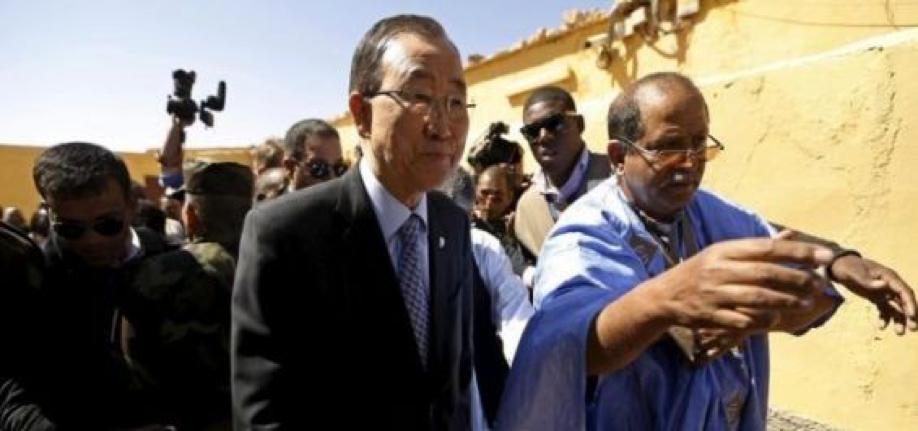 Le premier congrès des pays donateurs aux Saharaouis renvoyé sine-die
