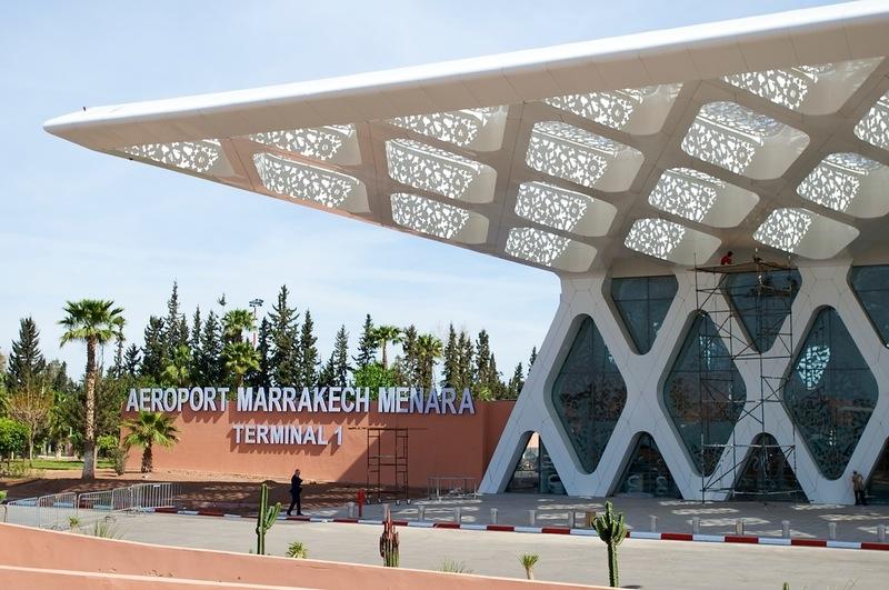 Les travaux d'extension de l'aéroport Marrakech-Menara finalisés début octobre prochain