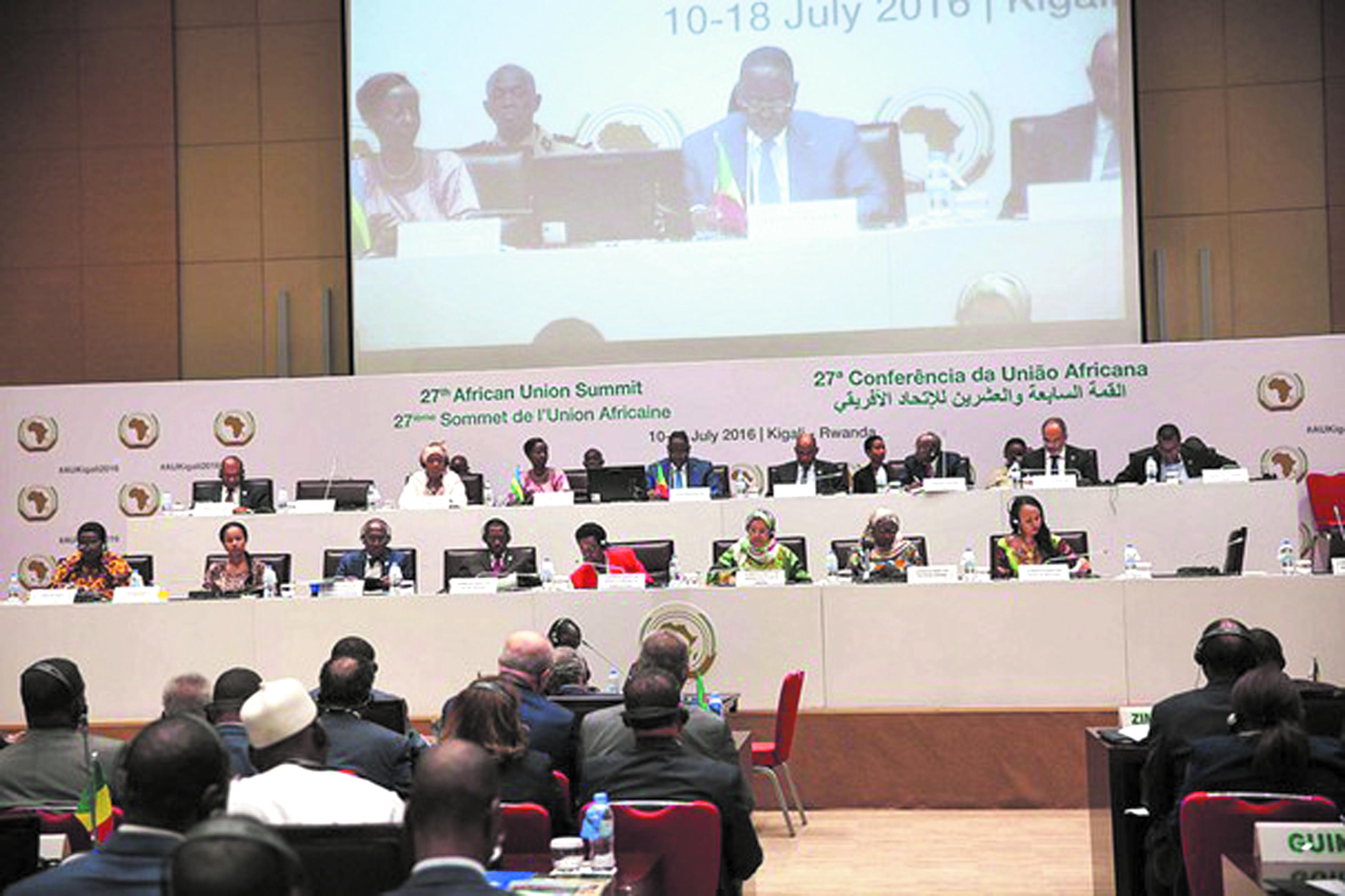 Le Maroc demande à retrouver sa place au sein de l'Union africaine