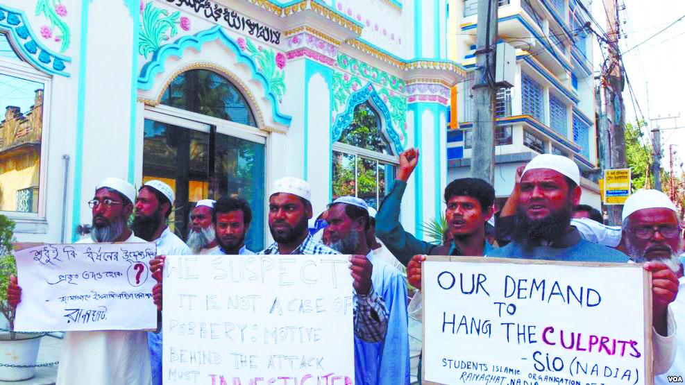 En Inde, l'impossible combat des femmes victimes de viol conjugal