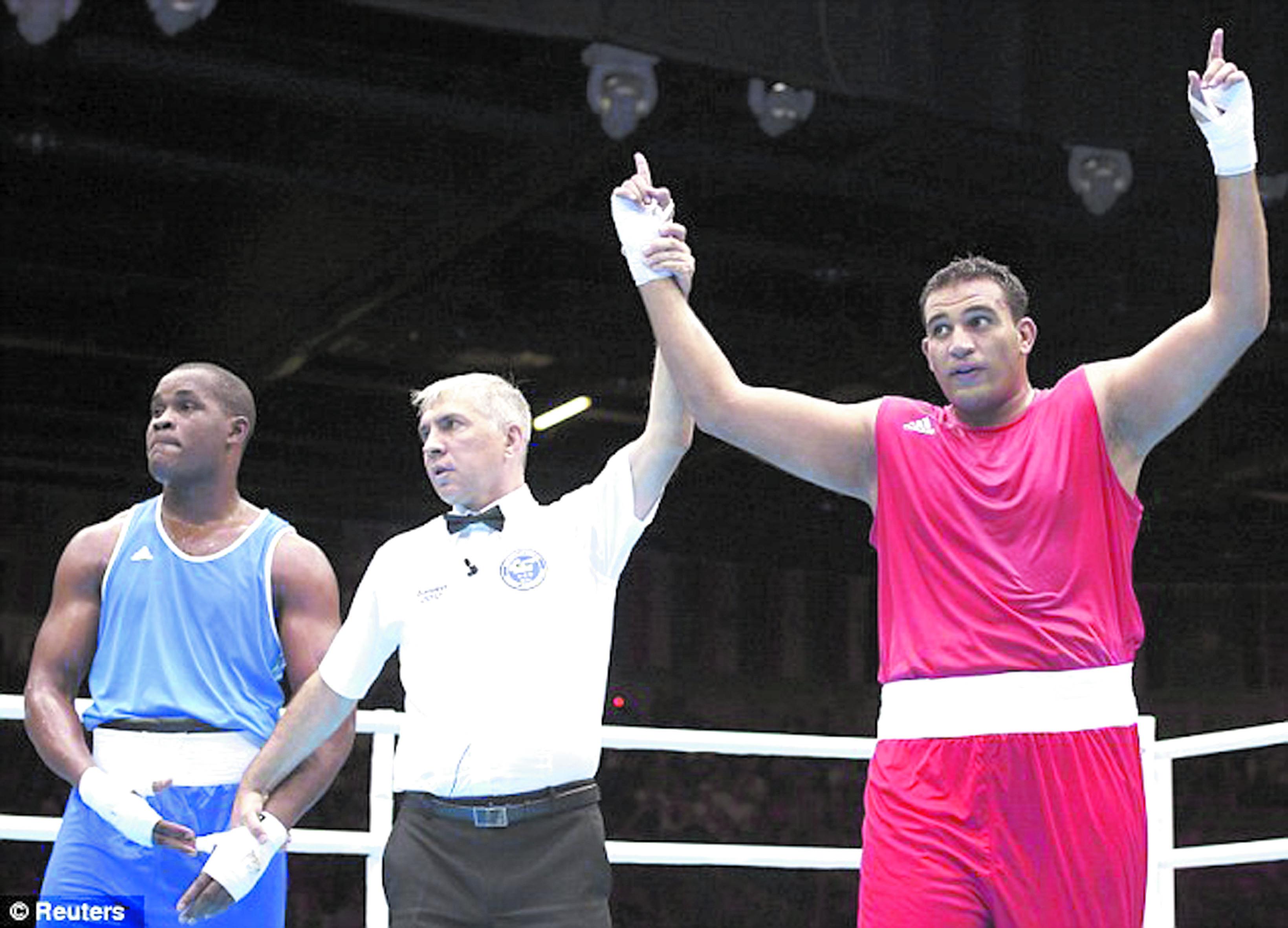 Mohamed Arjaoui reprend du gant