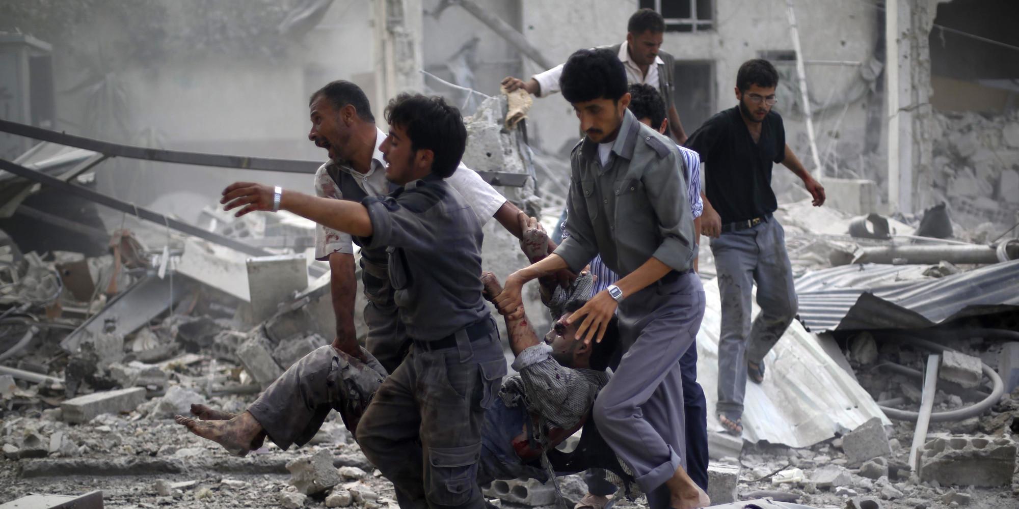 """Washington promet la """"transparence""""  sur les victimes civiles en Syrie"""