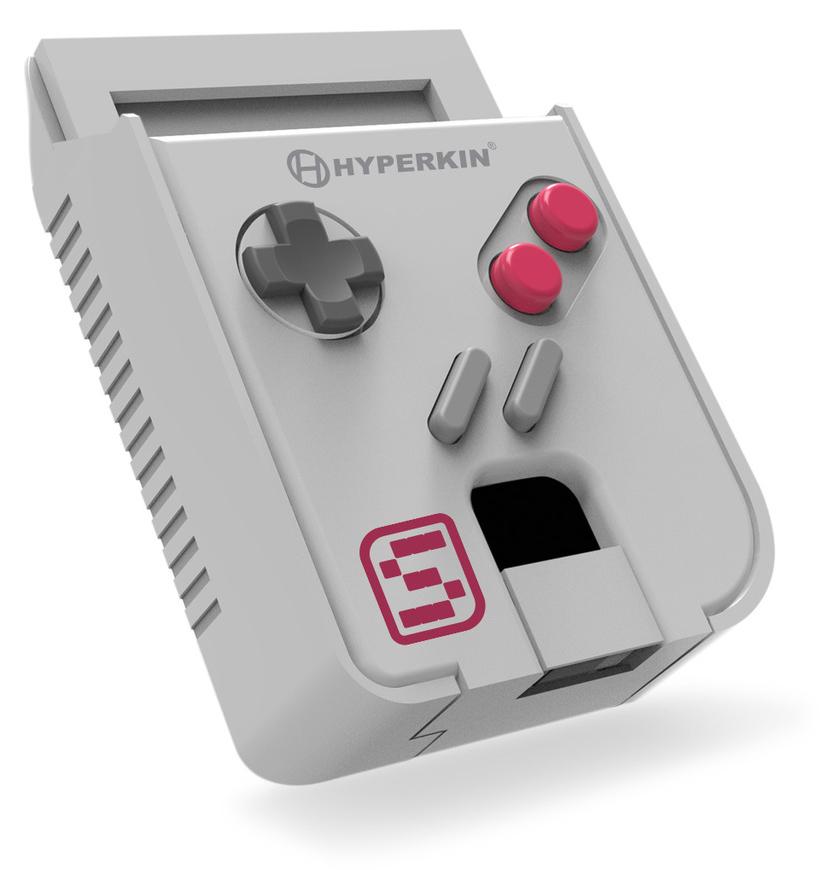 Avec la Smartboy, transformez votre smartphone Android... en Game Boy