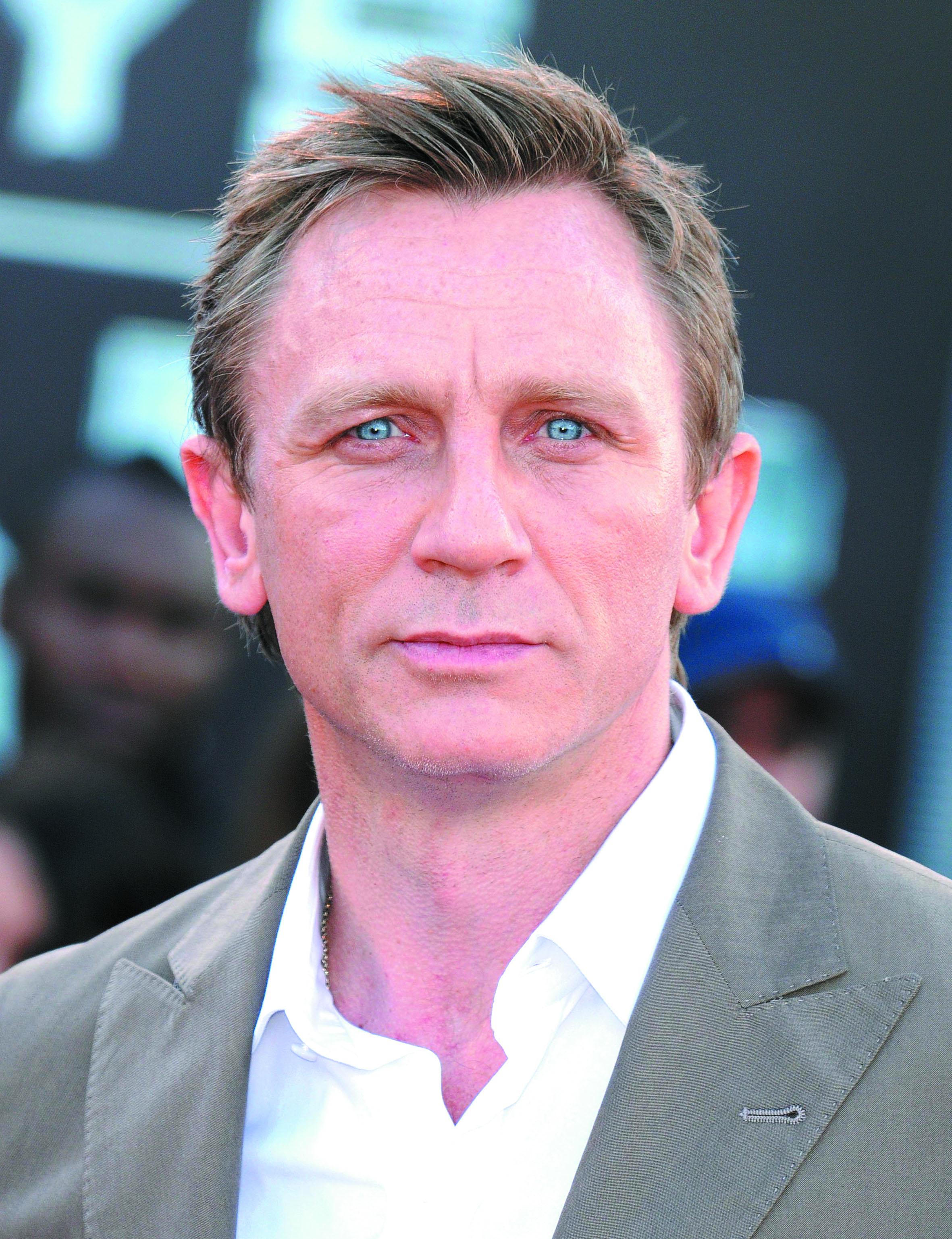 Des stars qui furent SDF : Daniel Craig