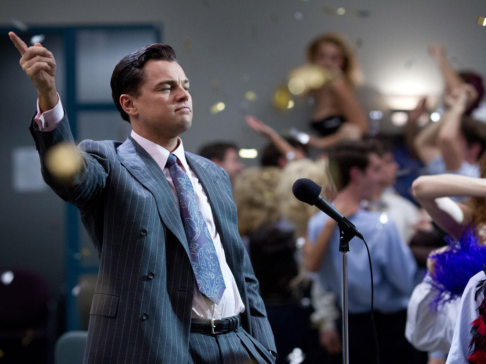 """Les financements troubles du """"Loup de Wall Street"""""""