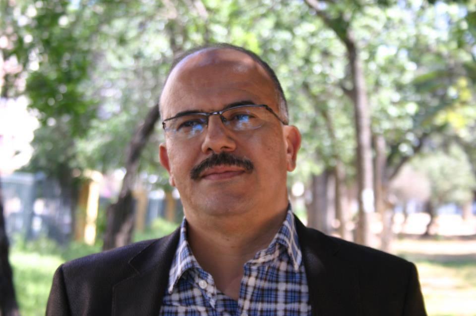 L'auteur du livre, le journaliste et écrivain, Lahcen Laassibi,