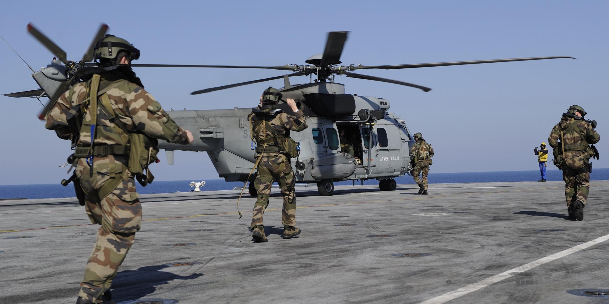 """Soldats français, britanniques et américains en Libye pour """"surveiller"""" le groupe Etat islamique"""