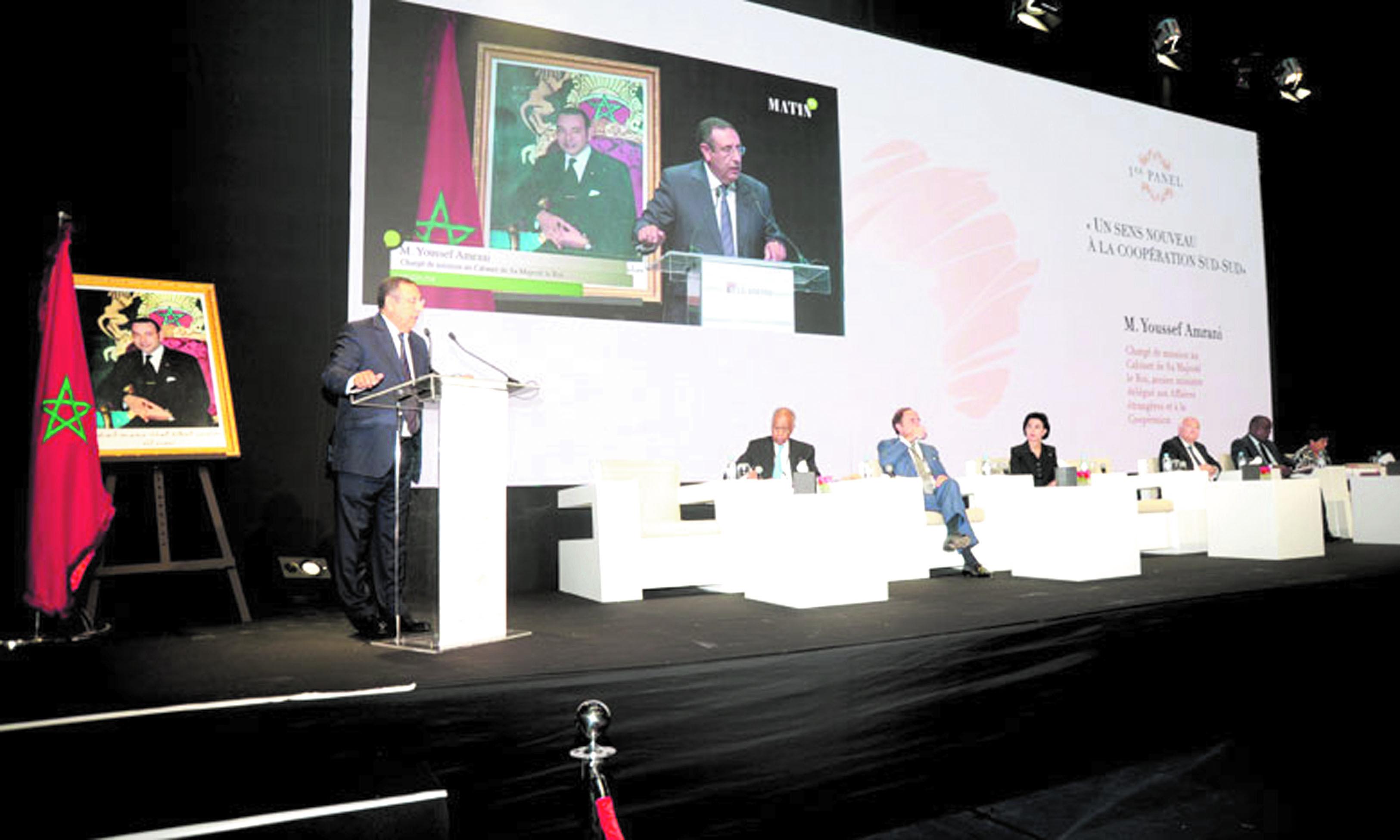 S.M le Roi Mohammed VI, un  Souverain visionnaire et humaniste