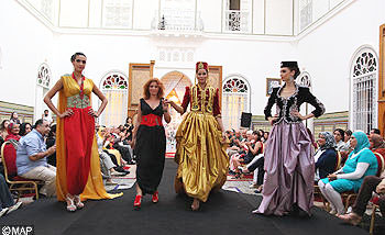 La mode s'invite au Moussem culturel international d'Assilah
