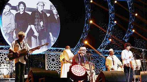 La chanson ghiwanie a une place de choix dans la culture musicale marocaine