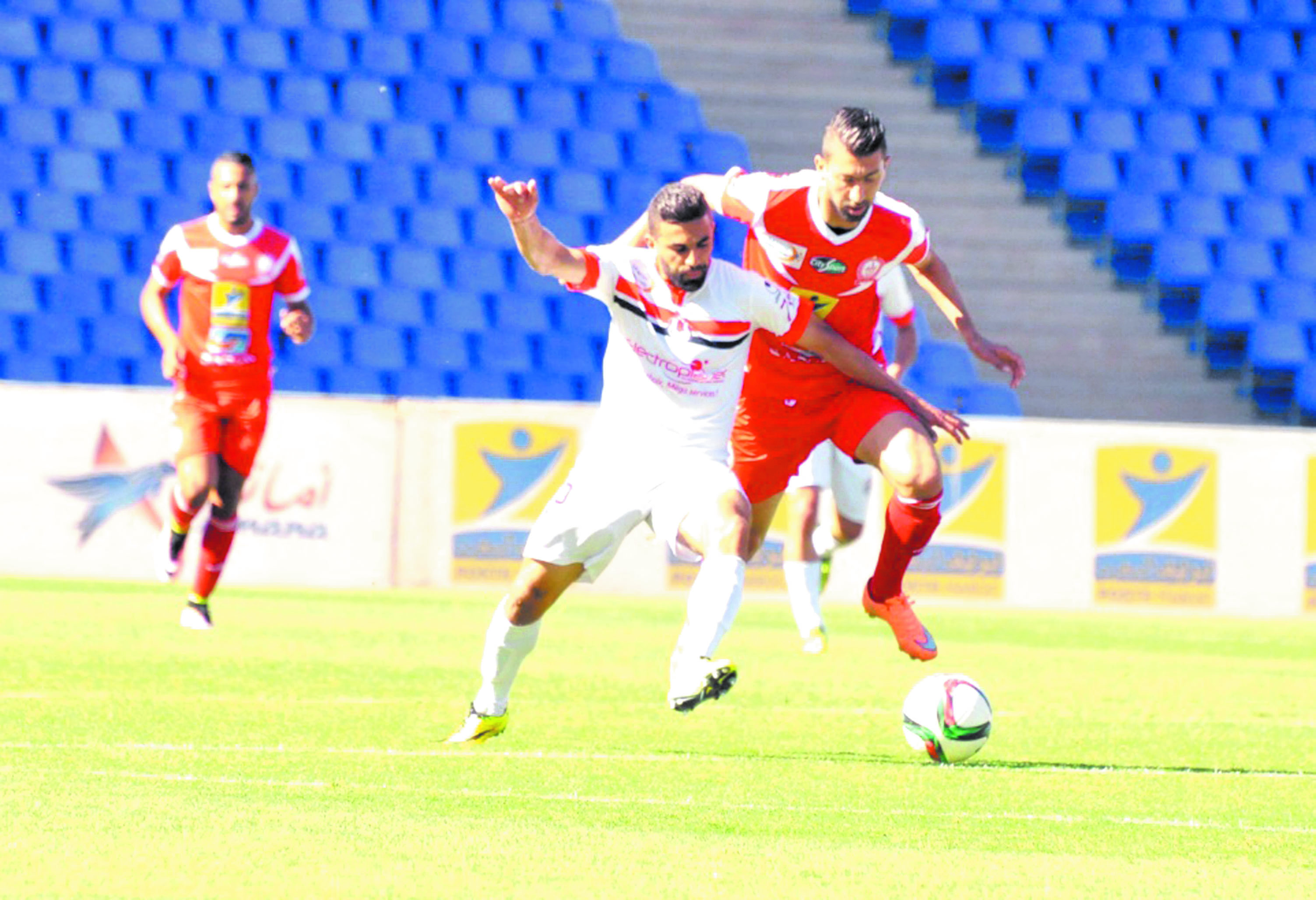 WAC-AL AHLY et FUS-KACM, Rabat capitale du football africain