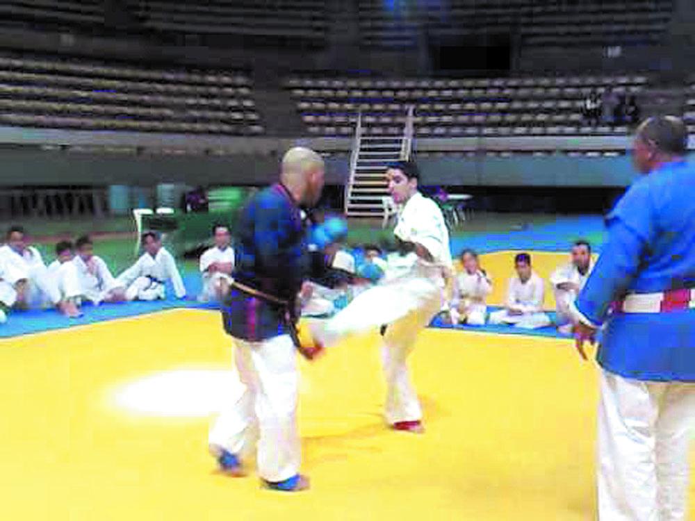 Le Cercle Municipal de Mohammedia remporte la Coupe du Trône de tai jitsu