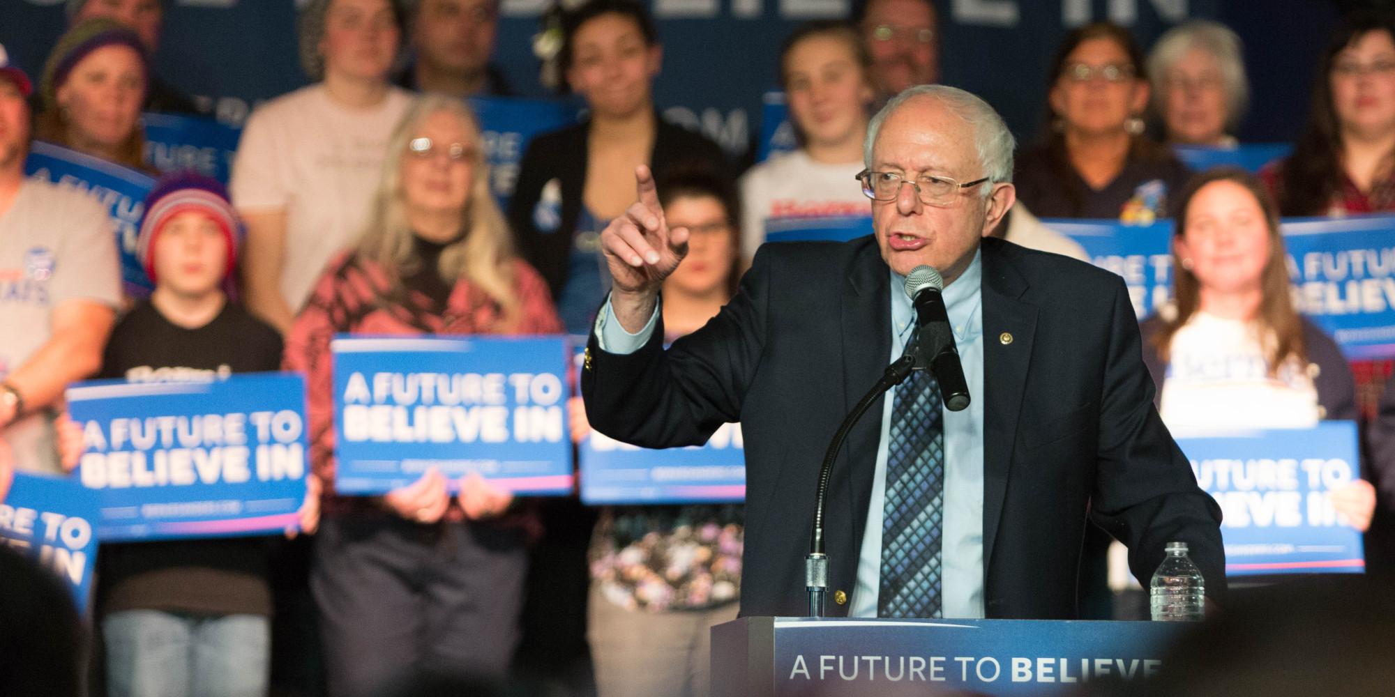 Influencé par Bernie Sanders, le programme des démocrates marqué à gauche
