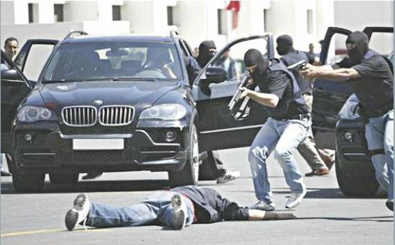 Important coup de filet antiterroriste du BCIJ