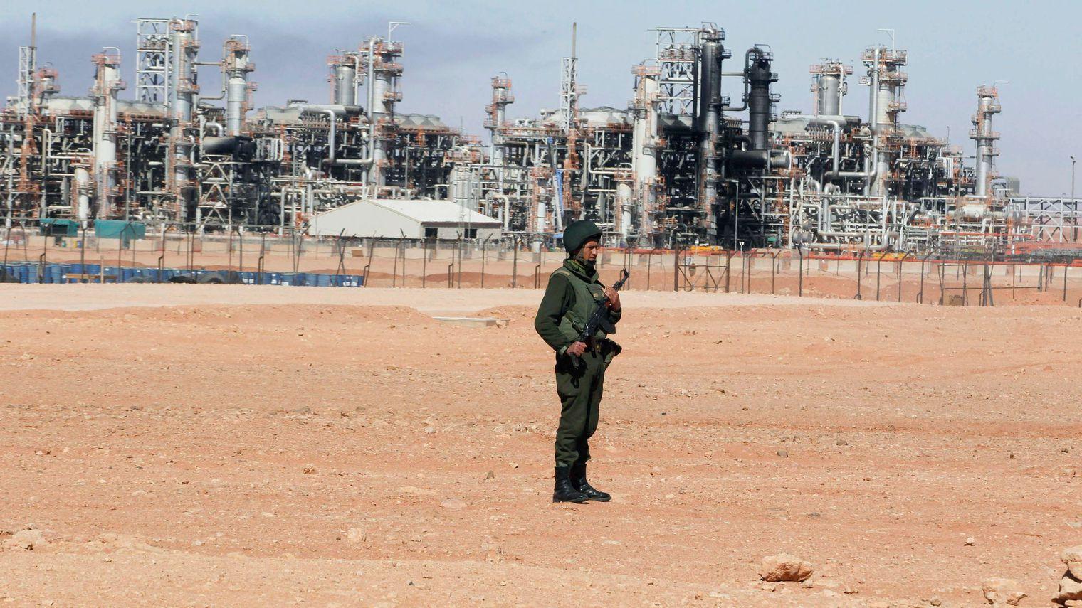 Deux sites gazier et pétrolier attaqués dans le nord de l'Irak