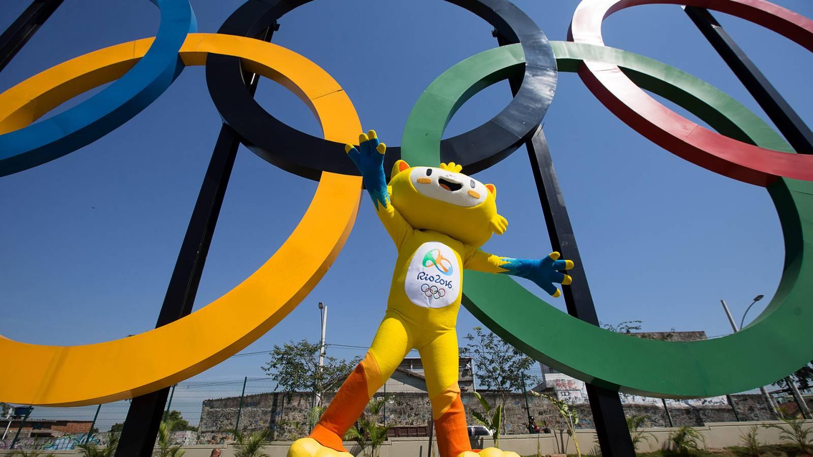 Course contre la montre aux préparatifs des JO de RIO 2016 avant l'ouverture