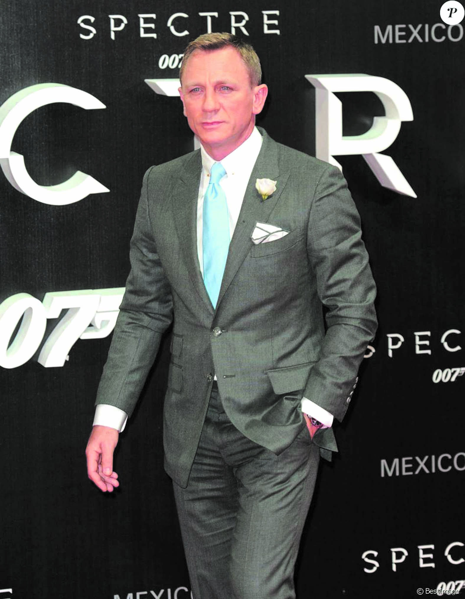 Pseudos de stars pour passer incognito : Daniel Craig